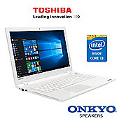 "Toshiba Satellite L50-C-1XQ 15.6"" Laptop Intel Core i3-5005U 8GB RAM 1TB HDD"