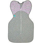Love to Swaddle UP Warm - Lilac (Medium 6-8.5kg)