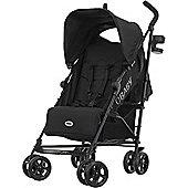 OBaby Zeal Stroller (Black)