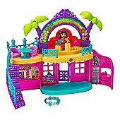 Dora & Friends Café Playset
