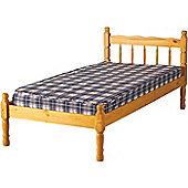 Home Essence Buffalo Bed Frame - Single (3')