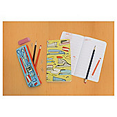 Notes & Calculations Notebook And Pencil Case