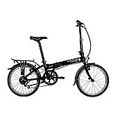2014 Dahon Vitesse D8 Folding Bike 8 Speed Black