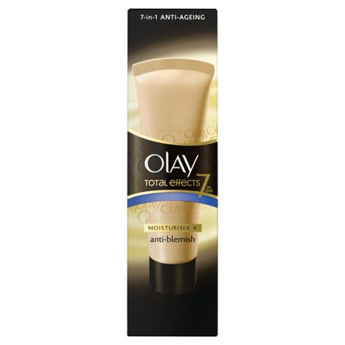 Olay Total Effect 7 x Anti AGEING Blemish Moisturiser 50ml