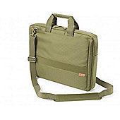 Dicota CasualSmart Shoulder Bag (Green) for 13 inch - 14.1 inch Notebooks