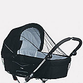 Babydan Mosquito Net For Pram & Carry Cot in Black