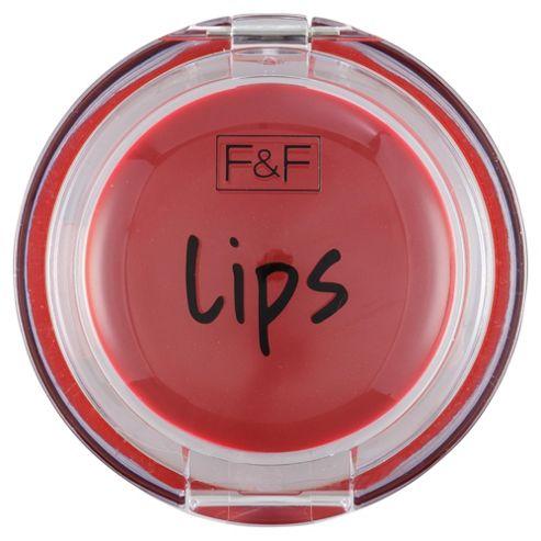 F&F Lipshine - Red Hot
