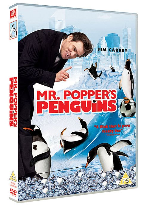 Mr Poppers Penguins (DVD)