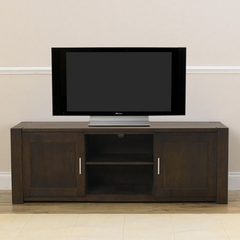 Mark Harris Furniture Verona TV Unit - Dark Oak
