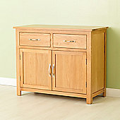 Carne Oak Small Sideboard - Light Oak