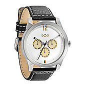House Of Marley Gents Billet Leather Watch WM-FA005-IO