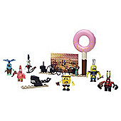 Mega Bloks SpongeBob SquarePants Movie Figure Pack