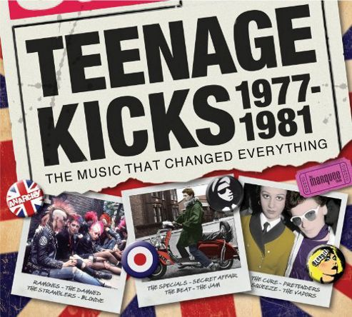 Teenage Kicks (3CD)