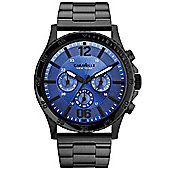 Caravelle New York Logan Mens Chronograph Watch - 45A106