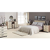 Ideal Furniture Regal Bedroom Collection