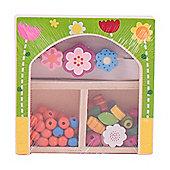 Bigjigs Toys Mini Jewellery Kit (Green)