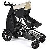 Micralite TwoFold Stroller (Black/Ivory)