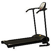 V-fit Fit-Start Folding Motorised Treadmill.