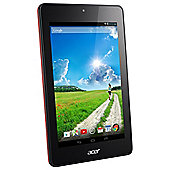 "Acer Iconia B1-730 HD 32GB 7"" Red  WiFi Tablet"