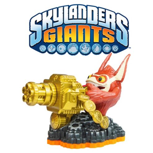 Skylanders Giants - Single Character - Trigger Happy