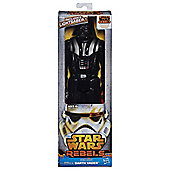 "Star Wars Rebels Episode III Darth Vader 12"" Figure"