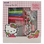 Hello Kitty Colouring Box Set