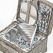 Willow Picnic Basket for 2 People