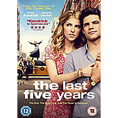 The Last Five Years DVD