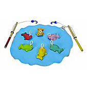 Plan Toys Fishing Game