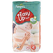 Pampers Easy Ups Size 4 (Maxi) Economy Pack 42