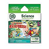 LeapFrog Letter Factory Adventures: The Rainforest