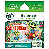 LeapFrog Letter Factory Adventures: The Rainforest