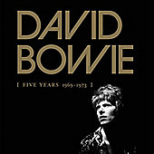 David Bowie - FIVE YEARS 1969 - 1973 (12CD)