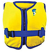 Jakabel Pool Childrens Swim Vest Yellow 5-7 years