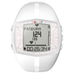 Polar FT40 White Sports Watch