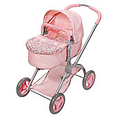Baby Annabell 2-in-1 Fashion Pram