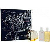 Hermes Eau Des Merveilles Gift Set 50ml EDT + 40ml Body Lotion + 40ml Shower Gel For Women