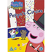 Peppa Pig Circus Vold 21 (DVD)