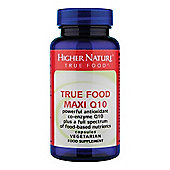 Higher Nature True Food Maxi Co Q 30 Veg Capsules