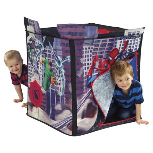 Marvel Spider-Man Skyscraper Play Tent