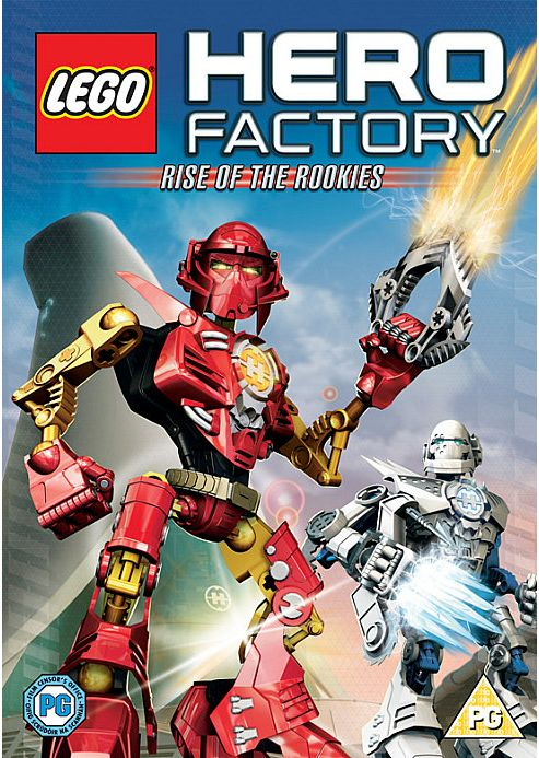 Lego Hero Factory (DVD)