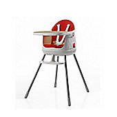 Babylo Keter Multi Dine Highchair (Red)