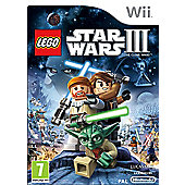 Lego Star Wars 3 - The Clone Wars - NintendoWii