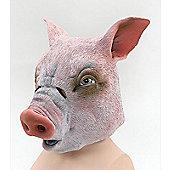 Pig Rubber O/H Mask