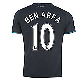 2013-14 Newcastle Away Shirt (Ben Arfa 10) - Blue