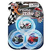 Xtreme Bike Gyro Flywheel Bike 3 Pack