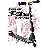 JD Bug Original Pro Street V3 Scooter Matt Black MS136B