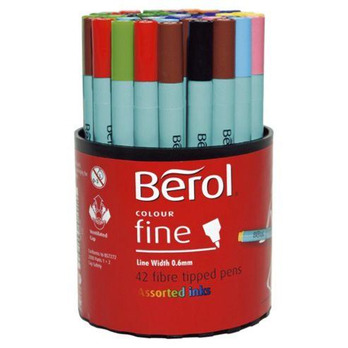 Berol Colouring Pen Pot