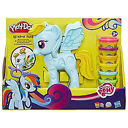Play-Doh My Little Pony Rainbow Dash Salon