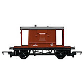 Hornby R6368 RailRoad BR 20 Ton 00 Gauge Brake Van